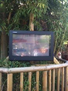 Obudowa zewnętrzna TV