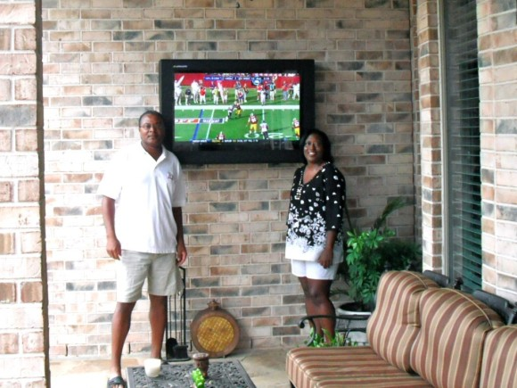 Obudowy Telewizora Outdoor