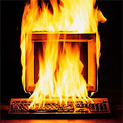 Przegrzanie się komputera