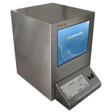 Obudowa EX /Obudowa EX komputera, Ochrona do monitora i komputera dla miejsc w których występuje ryzyko wybuchu | Armagard Ltd