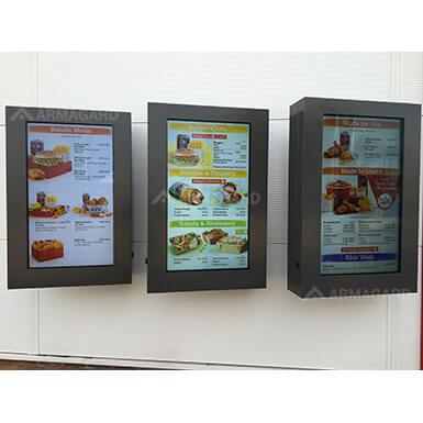Cyfrowe menu board