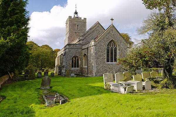 'Zobacz Digital Signage dla kościołów'