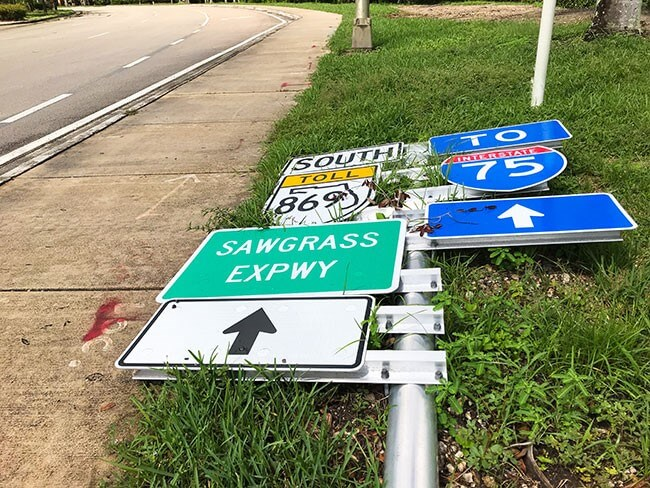 'Zobacz Digital signage poprawi oznakowanie na drodze'