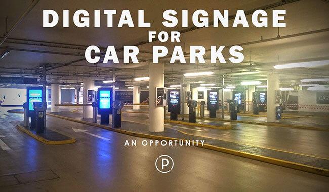 'Zobacz Digital signage stanowi doskonałą okazję do reklamy'