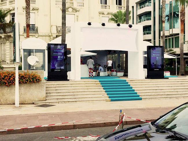 'Zobacz Digital Signage w Hotelu...7 zastosowań'