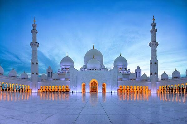 'Zobacz Digital Signage wykorzystywane są przez meczety'