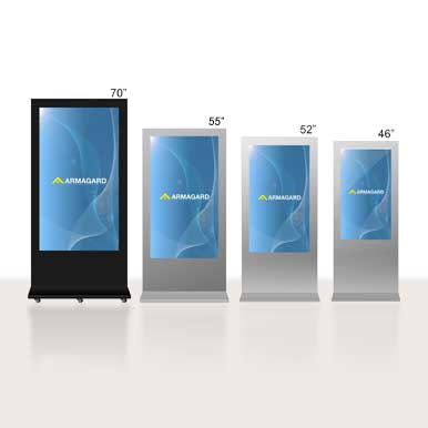 kiosk multimedialny | Kiosk multimedialny, info kiosk | Armagard Ltd
