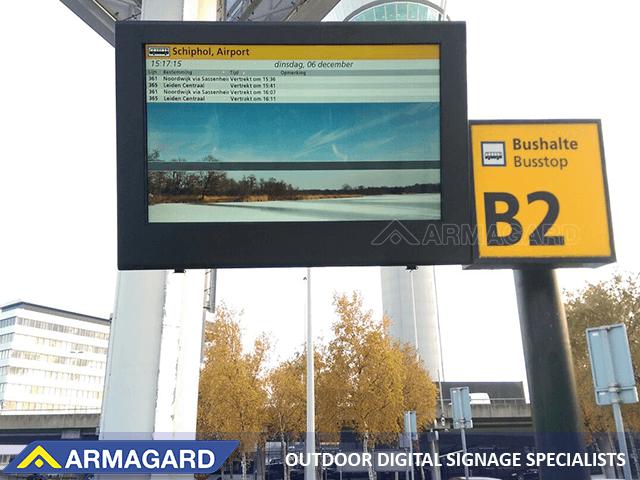 'Zobacz Obudowa LCD Armagard'