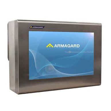 Obudowa pogodoodporna LCD | SDS-24-EU