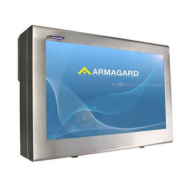 Obudowy do monitorów Obudowy do monitorów | outdoor ochrona TV | Armagard Ltd