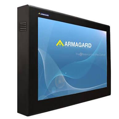 Obudowy do telewizorów | TV Screen Protector, Ochrona Digital Signage | Armagard Ltd