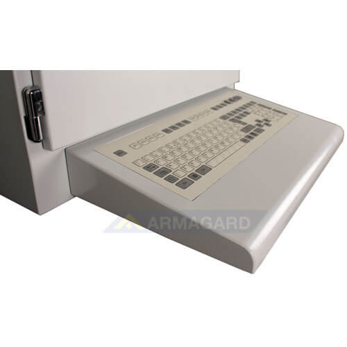 Szafa do komputera dodatkowe informacje o membranowej klawieturze