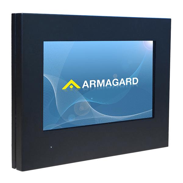 Pogodoodporny Monitor Reklamowy | Armagard Ltd