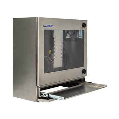Szafa do komputera ze stali nierdzewnej | Obudowa PC ze stali nierdzewnej | Armagard Ltd