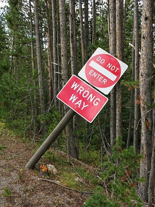 'Zobacz typowe znaki drogowe'