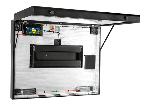 Najważniejsze wskazówki dotyczące zarządzania ciepłem w obudowie Outdoor Digital Signage | Armagard Ltd.