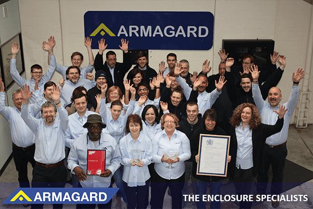 'Zobacz zespół Armagard'