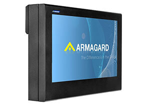 Armagard's 32 inch obudowa LCD