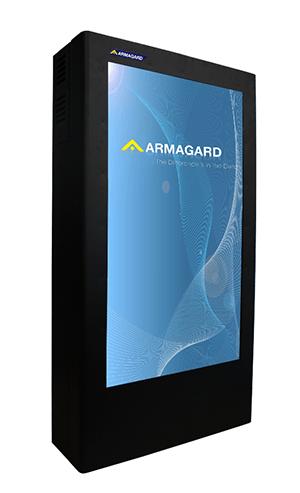 Armagard's 42 inch Obudowa portretowa