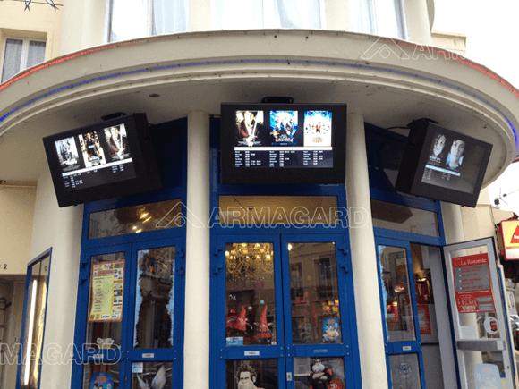 digital signage kino