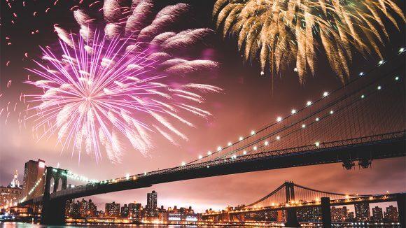 Nowy Rok wzmacnia postanowienia zawodowe i handlowe