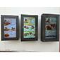 Drive thru menu board enclosures Cyfrowe menu board
