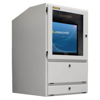 PENC-900 Szafa pod komputer przemysłowy