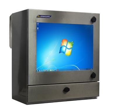 Szafa do komputera ze stali nierdzewnej | SENC-500 [product image]