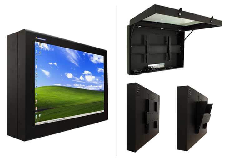 Obudowa LCD lub plazmy