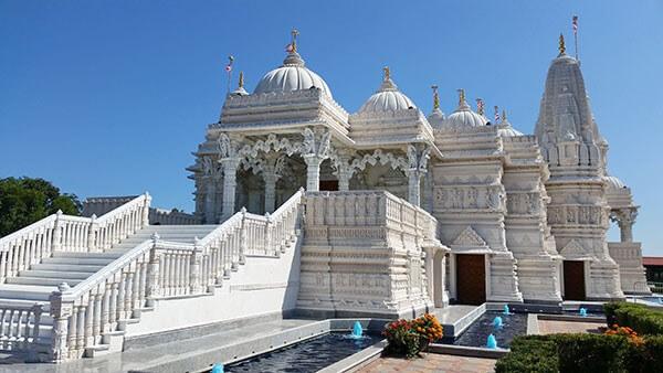 hinduskie świątynie mogą wykorzystywać Digital Signage
