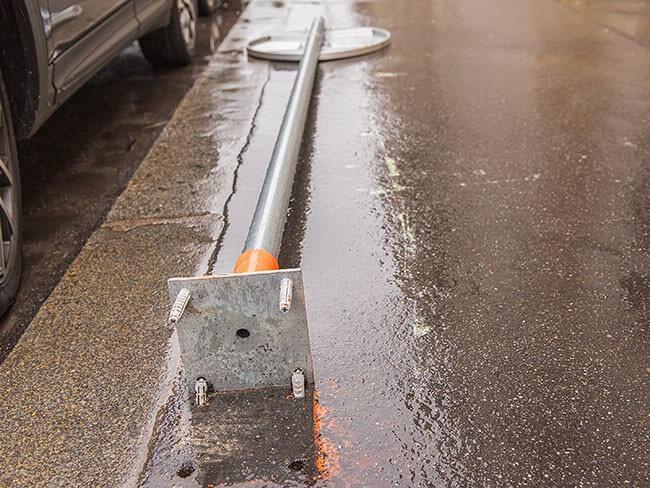 Znaki drogowe mogą być kosztowne przy naprawach